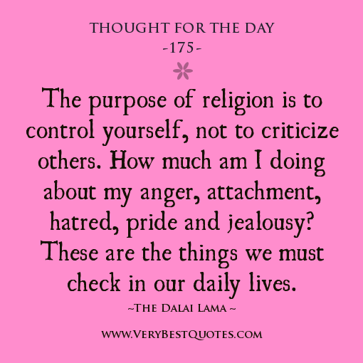 Quotes about Religion being good 32 quotes