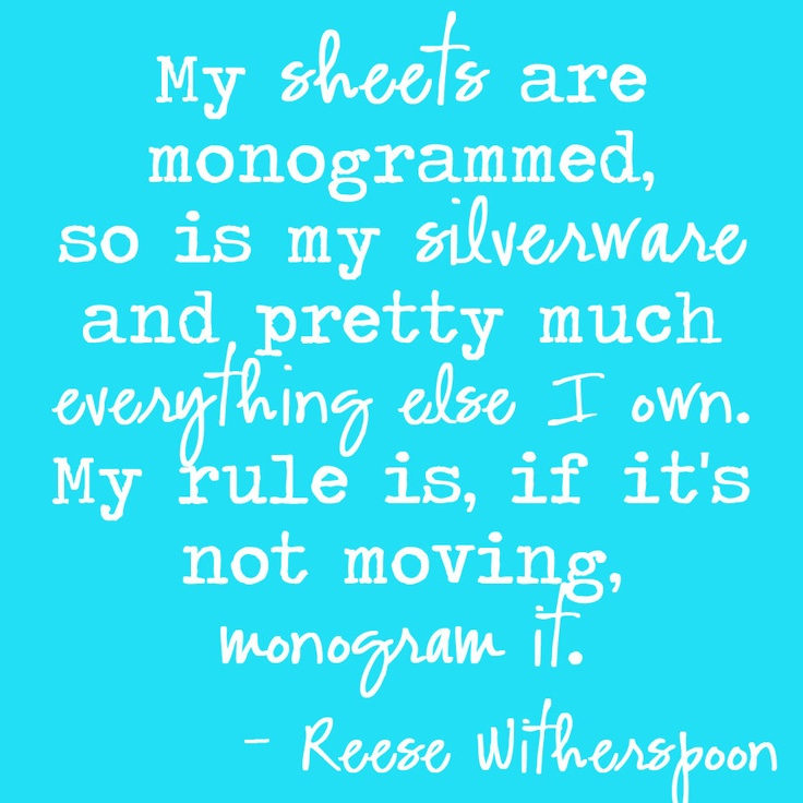 Quotes about Reese Witherspoon (47 quotes)