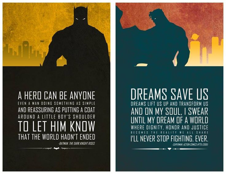 Quotes About Superheroes (138 Quotes