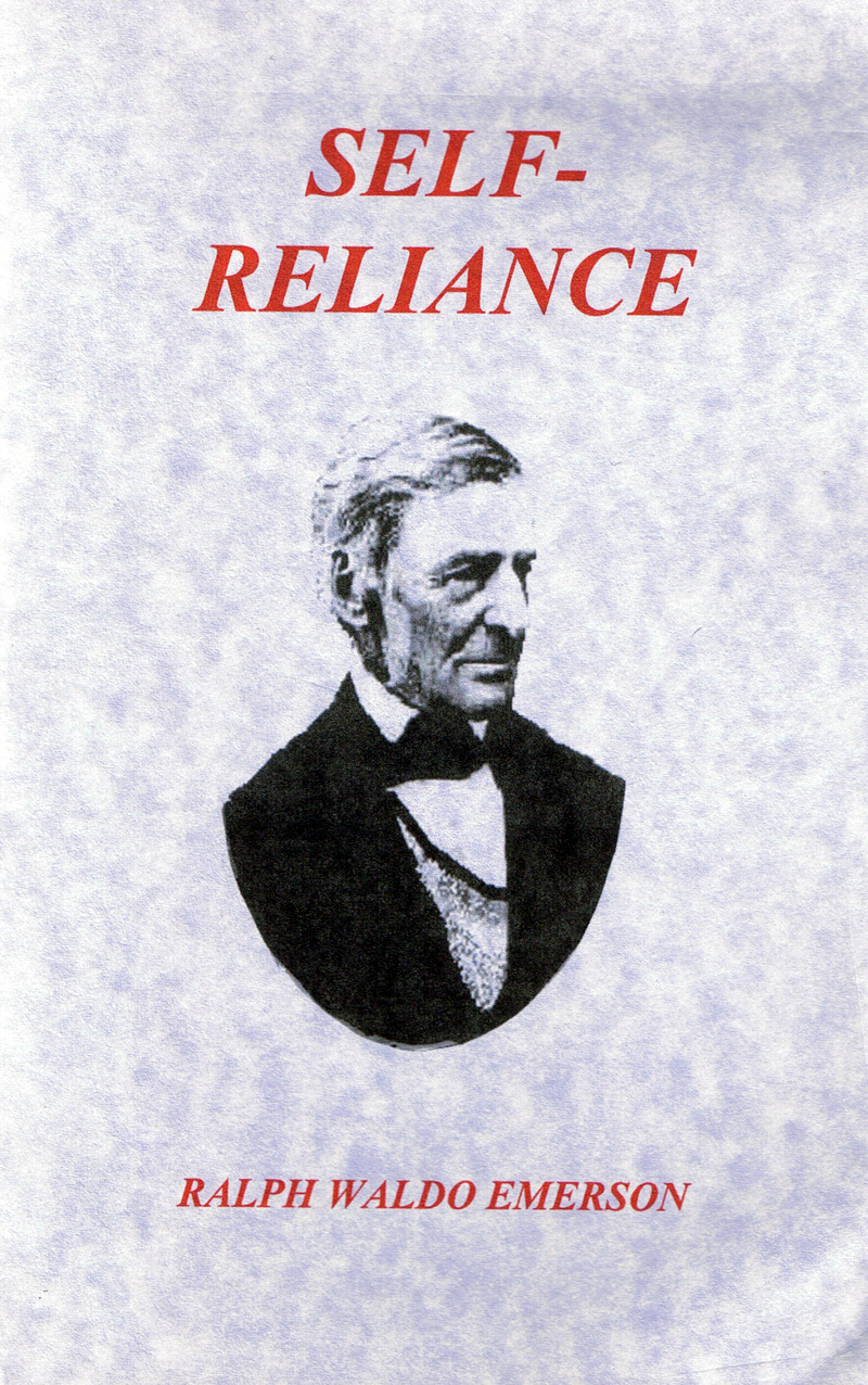 an overview of self reliance according to ralph waldo emerson Emerson self reliance the essay self-reliance, by ralph waldo emerson, is a persuasive essay promoting the ways of transcendentalism he uses this paper to advance a major point using a structure that helps his argument.