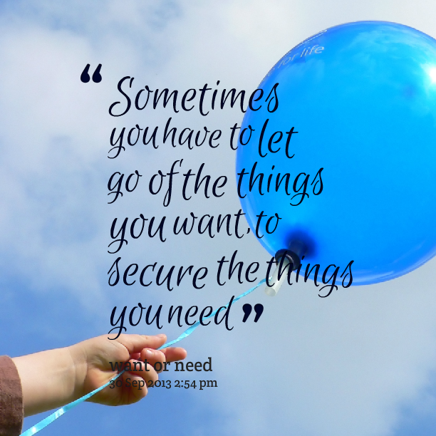 Quotes about Letting things go (55 quotes)