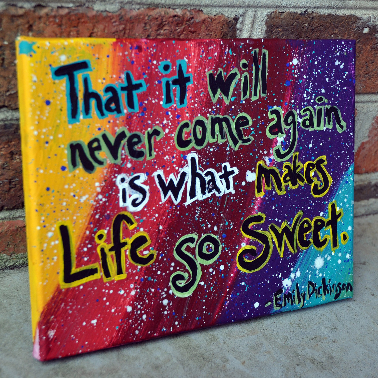 Quotes About Painting A Canvas 47