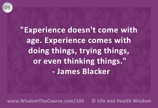 Quotes About Wisdom With Age 57 Quotes