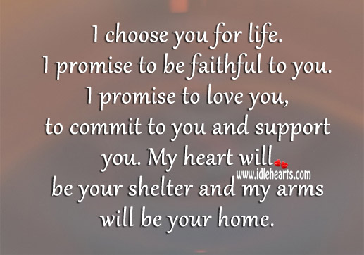 Quotes about Love promises (52 quotes)