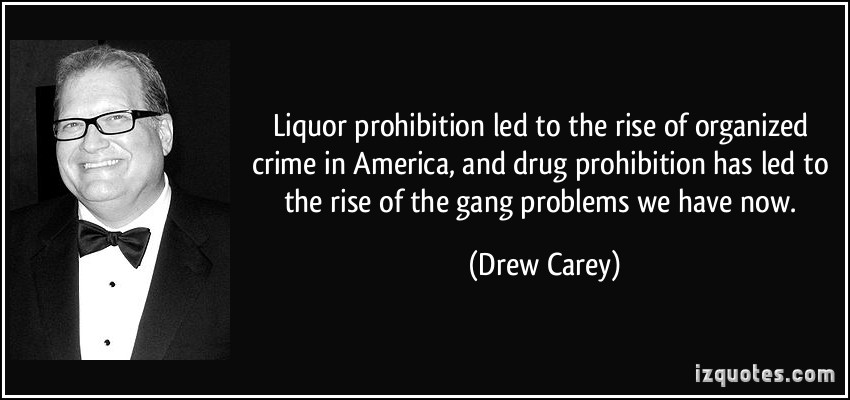 drug prohibition an economic problem Executive summary national prohibition of alcohol (1920-33)--the noble experiment--was undertaken to reduce crime and corruption, solve social problems alcohol prohibition was a failure by mark thornton.