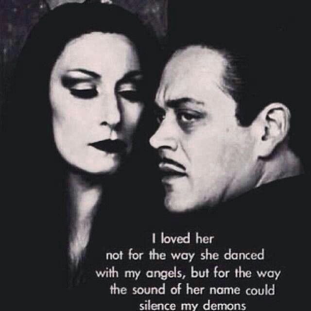 gothic love quotes for him