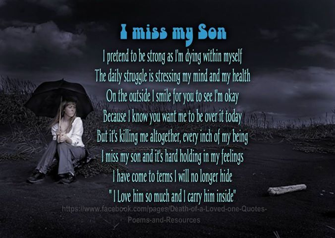 Quotes about Death of a son (53 quotes)