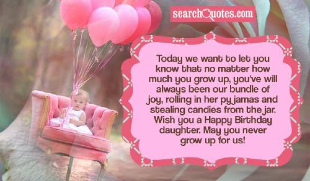 Quotes about Growing up birthday (30 quotes)