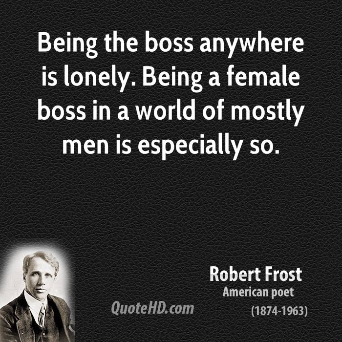 Quotes About Female Boss 35 Quotes