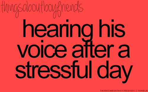 Quotes about Hearing his voice (29 quotes)
