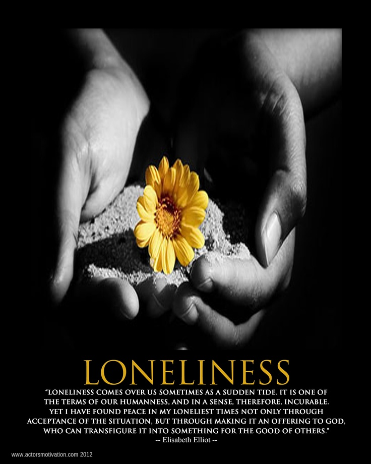 quotes about accepting loneliness quotes