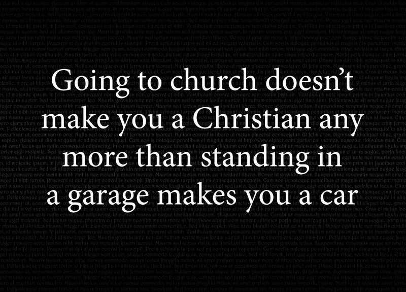 Quotes about Going To Church 112 quotes