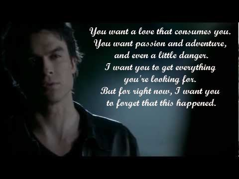 Quotes about Vampire Diaries (41 quotes)