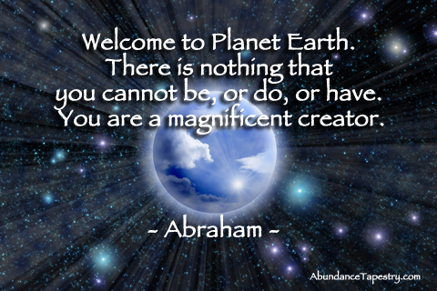 an introduction to my planet earth
