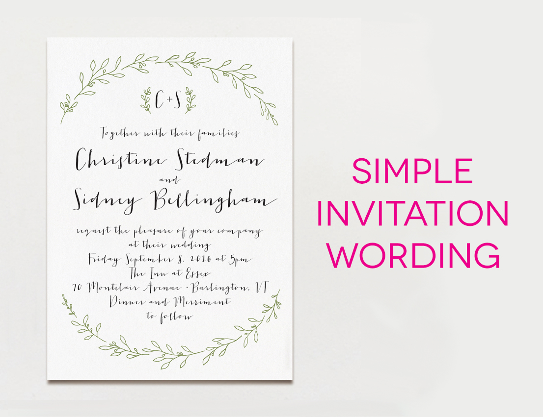 quotes about wedding invitations