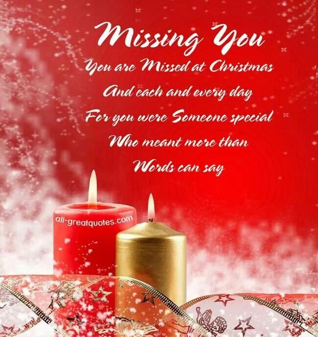 Missing Dad At Christmas.Quotes About Christmas Missing Someone 21 Quotes