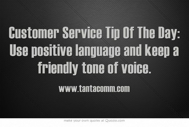 Quotes About Friendly Customer Service (21 Quotes