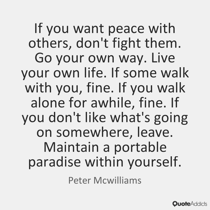 Quotes about Living own life (69 quotes)