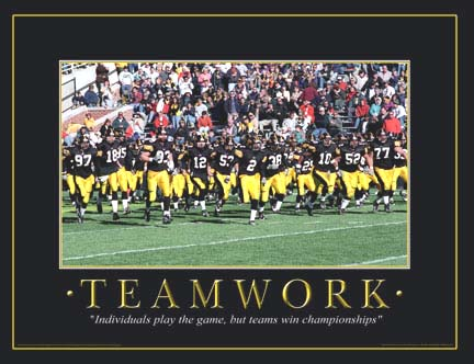 Quotes About Football And Teamwork 20 Quotes