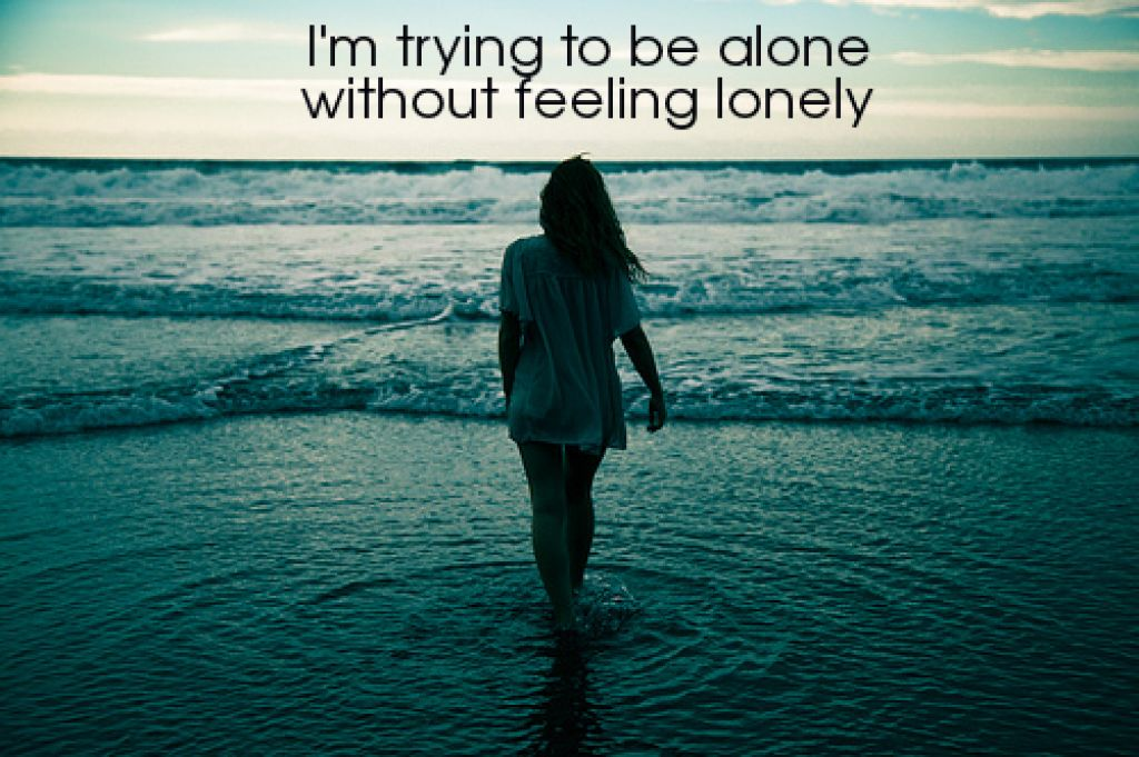 Girl Feeling Alone Wwwpicswecom