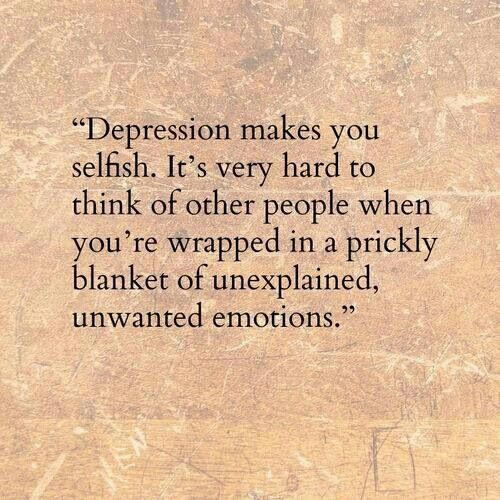quotes about holiday depression quotes