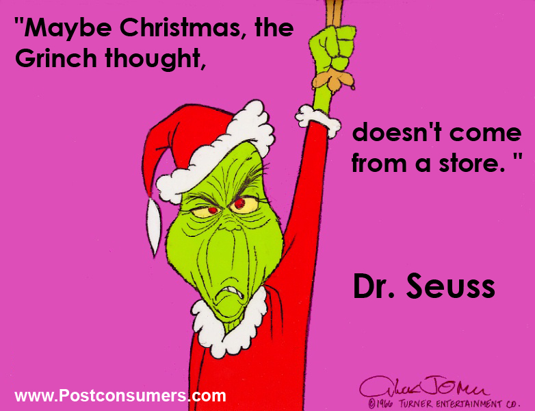 Quotes about Christmas from the grinch (16 quotes)