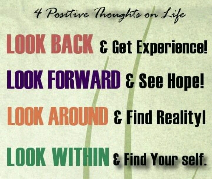Quotes About Thoughts On Life 94 Quotes