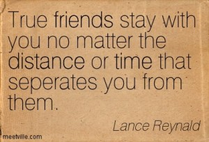 Quotes About Friendship Distance Fair Quotes About Friendship Distance 33 Quotes