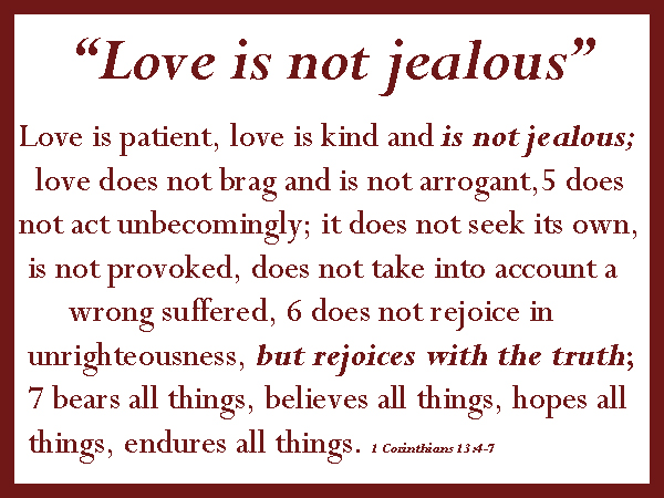 Quotes about God is jealous (35 quotes)