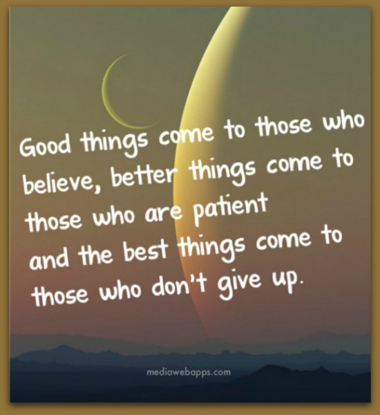 Quotes About Better Things Coming 51 Quotes