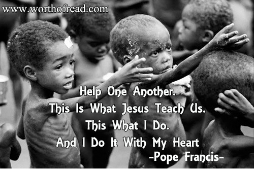 Quotes About Helping Poor Countries 14 Quotes