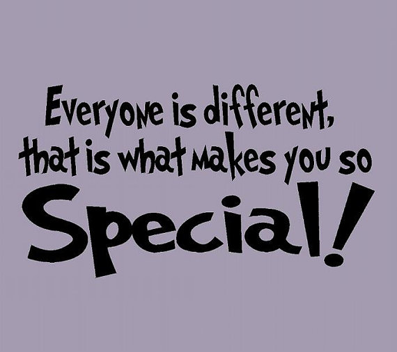 Quotes About Children Being Different (34 Quotes