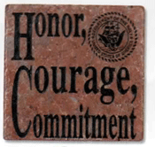 honor courage commitment essay Honor courage and commitment essay - experienced scholars, exclusive services, instant delivery and other advantages can be found in our writing service best hq writing services provided by top specialists.