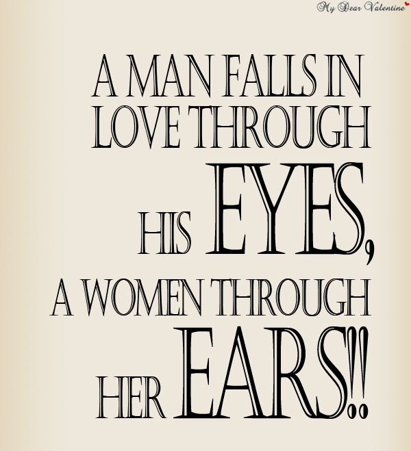 how to tell when a man is falling in love