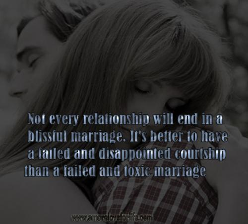 Quotes about Broken marriage (70 quotes)