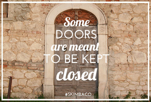 Quotes About Closed Doors 139 Quotes