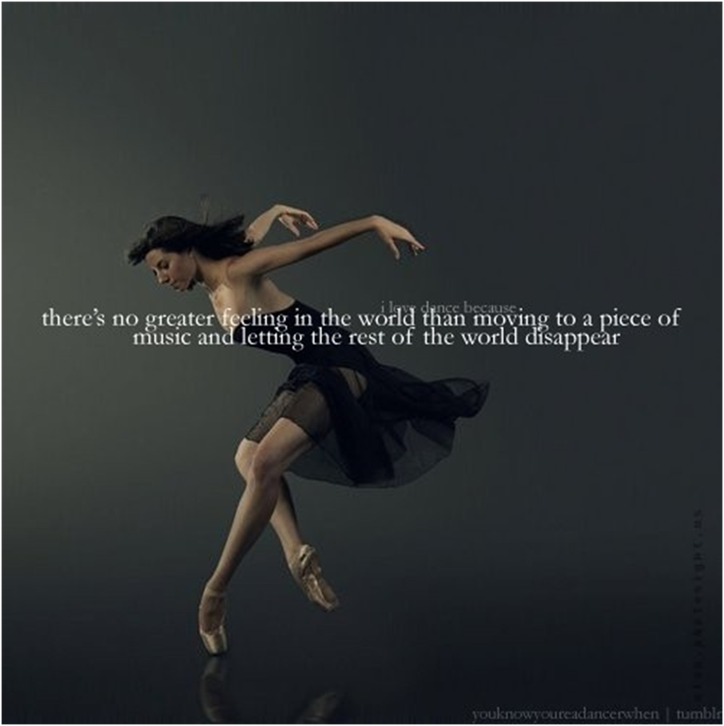 Quotes About Importance Of Dance