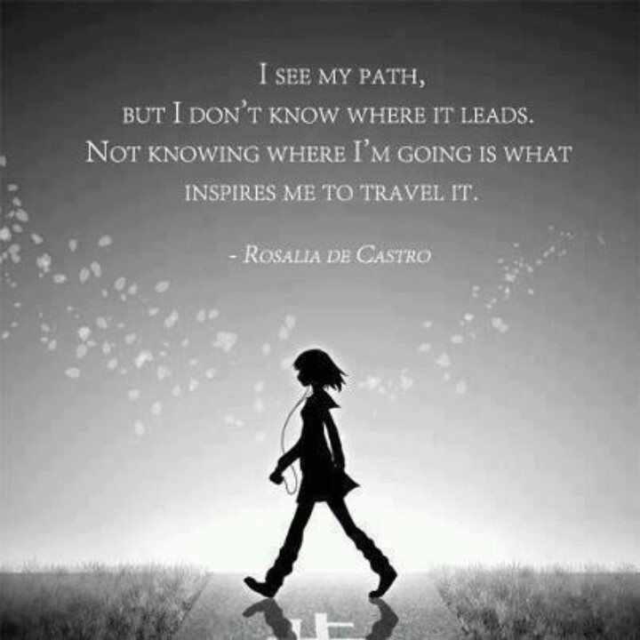 Quotes About Different Path 71 Quotes