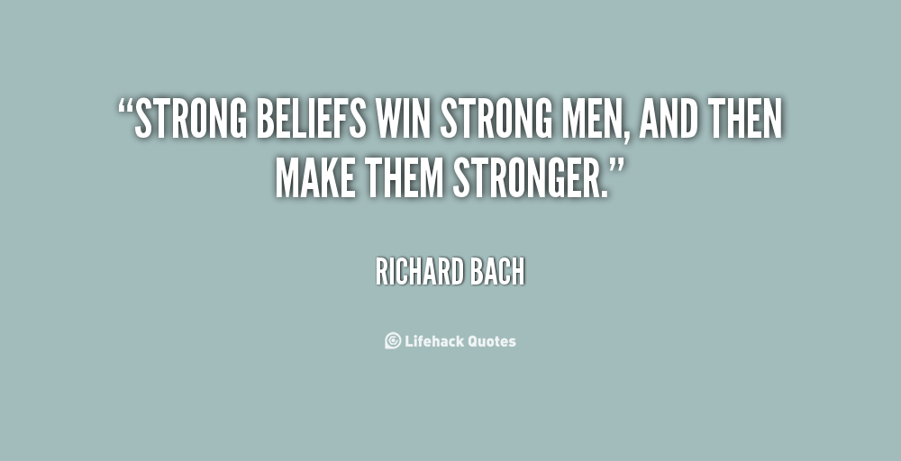 Quotes about Strong Man (225 quotes)