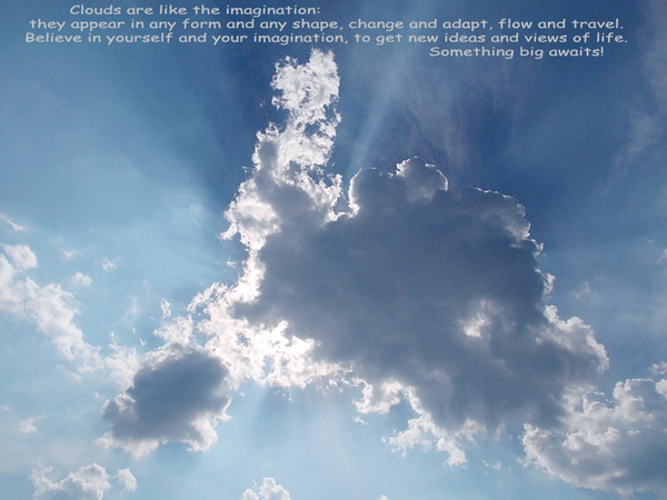 quotes about clouds quotes