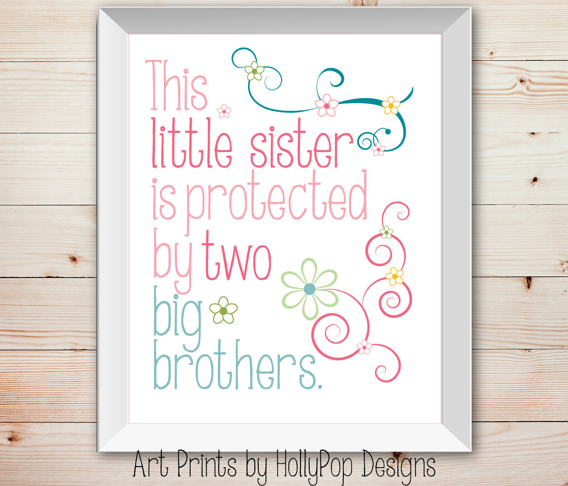 Quotes about Little brother (134 quotes)