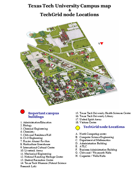 tn tech campus map Quotes About University Campus 54 Quotes tn tech campus map