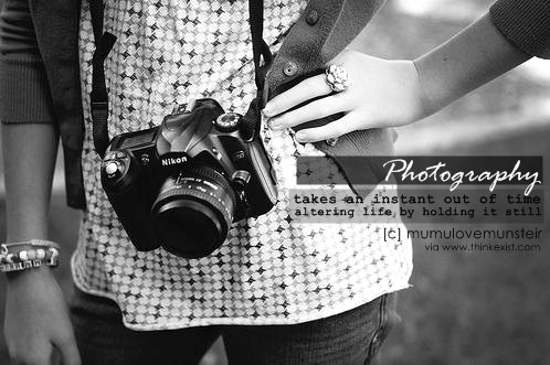 quotes about photo shoots quotes