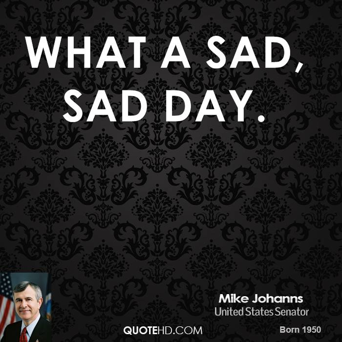 sad day quotes and sayings