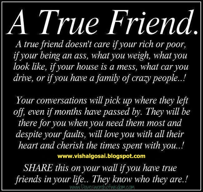 quotes about friendship and life quotes