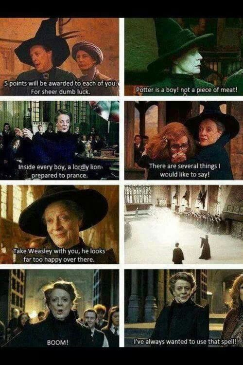 quotes about mcgonagall quotes