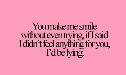 Quotes about Make Me Smile (55 quotes)