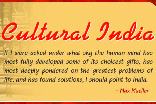 Quotes about Cultural heritage of india (15 quotes)