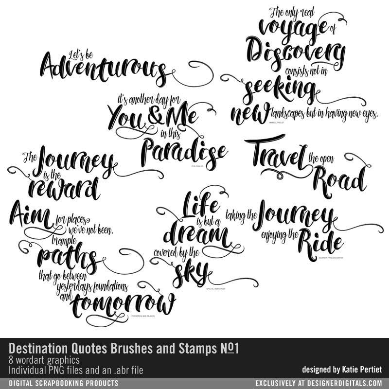 Quotes About Travel Destination 66 Quotes