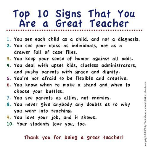 Quotes About Being Teacher 110